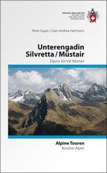 Silvretta, Unterengadin / Münstertal