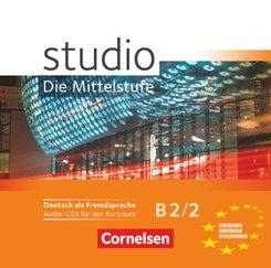 studio d, Die Mittelstufe: Studio: Die Mittelstufe - Deutsch als Fremdsprache - B2: Band 2; 2