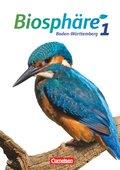 Biosphäre Sekundarstufe I, Baden-Württemberg: 5./6. Schuljahr, Schülerbuch; Bd.1