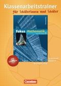 Fokus Mathematik, Gymnasium Rheinland-Pfalz: 9. Schuljahr, Klassenarbeitstrainer