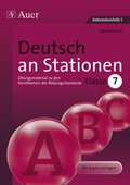 Deutsch an Stationen, Klasse 7