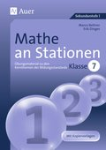 Mathe an Stationen, Klasse 7