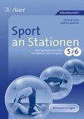 Sport an Stationen, Klassen 5/6