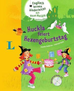 Huckla feiert Hexengeburtstag, m. Audio-CD