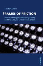 Frames of Friction