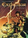 Excalibur - Das prächtige Ys