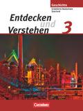 Entdecken und Verstehen, Geschichte, Erweiterte Realschule Saarland: Vom Ende des Ersten Weltkriegs bis zur Gegenwart; Bd.3