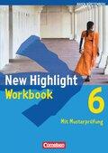New Highlight, Hauptschule Baden-Württemberg: 10. Schuljahr, Workbook; Bd.6