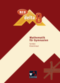 Delta, Ausgabe Bayern, Neubearbeitung: 8. Jahrgangsstufe, Schülerbuch