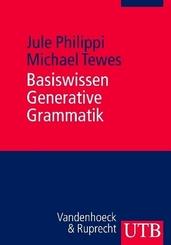 Basiswissen Generative Grammatik
