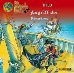 Angriff der Piraten, 2 Audio-CDs