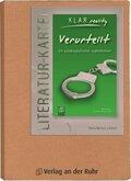 Verurteilt, Literatur-Kartei