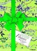 Flowers Geschenkpapier