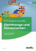 Fit in Englisch trotz LRS: Diphthonge und Konsonanten