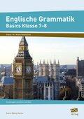 Englische Grammatik, Basics Klasse 7-8
