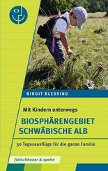 Mit Kindern unterwegs - Biosphärengebiet Schwäbische Alb