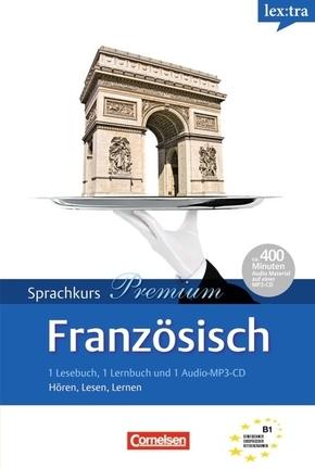 Lextra Französisch - Sprachkurs Premium