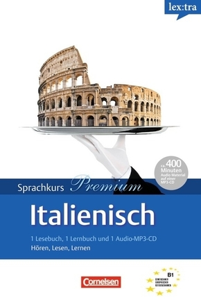 Lextra Italienisch - Sprachkurs Premium