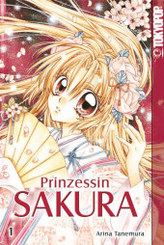 Prinzessin Sakura - Bd.1