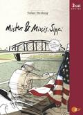 Mister & Missis.Sippi, m. Audio-CD