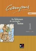 Campus. Palette, Ausgabe B und C: Lesen 1: Das Geheimnis der sprechenden Statue