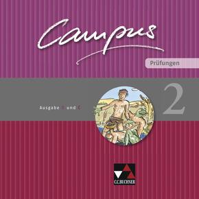 Campus. Palette, Ausgabe B und C: Prüfungen - Tl.2