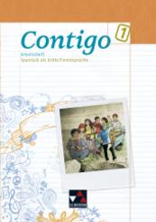 Contigo, Ausgabe B in 3 Bänden: Arbeitsheft