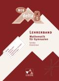 Delta, Ausgabe Bayern, Neubearbeitung: 8. Jahrgangsstufe, Lehrerband, m. CD-ROM