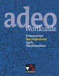 Adeo: Wortkunde