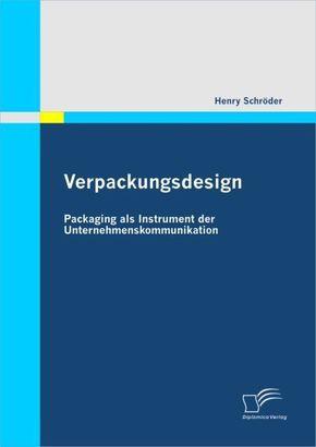 Verpackungsdesign: Packaging als Instrument der Unternehmenskommunikation