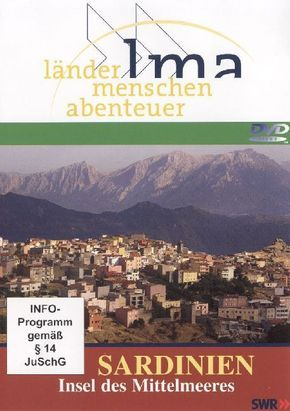 Sardinien, Insel des Mittelmeeres, DVD
