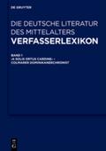 Verfasserlexikon - Die deutsche Literatur des Mittelalters, 11 Teile