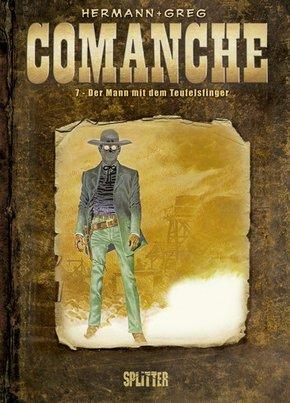 Comanche - Der Mann mit dem Teufelsfinger