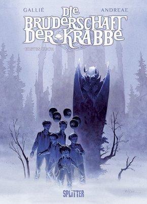 Die Bruderschaft der Krabbe - Erstes Buch.