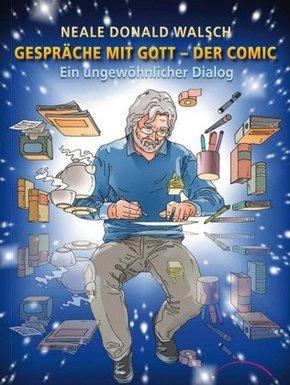 Gespräche mit Gott, Der Comic