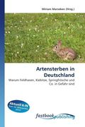 Artensterben in Deutschland