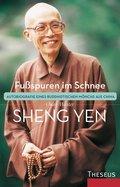 Chan-Meister Sheng Yen - Fußspuren im Schnee