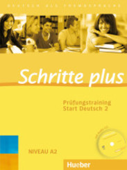 Prüfungstraining Start Deutsch, m. Audio-CD