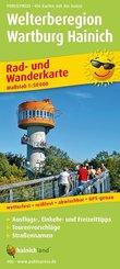 PublicPress Rad- und Wanderkarte Welterberegion Wartburg Heinich
