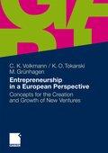 Entrepreneurship in a European Perspective