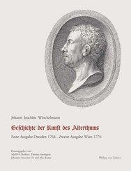 Schriften und Nachlaß: Geschichte der Kunst des Alterthums; Bd.4/1