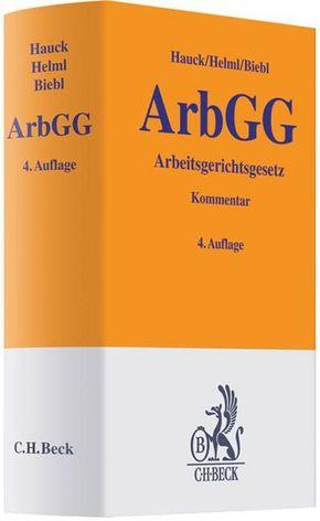 ArbGG, Arbeitsgerichtsgesetz, Kommentar