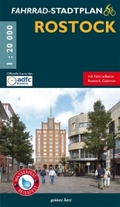 Fahrrad-Stadtplan Rostock