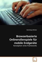 Browserbasierte Onlinerollenspiele für mobile Endgeräte (eBook, PDF)