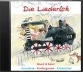 Die Liederlok, 1 Audio-CD