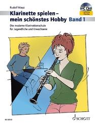 Klarinette spielen - mein schönstes Hobby, m. Audio-CD - Bd.1