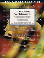 Eine kleine Nachtmusik, Klavier