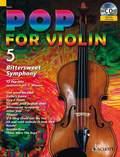 Pop for Violin, m. Audio-CD - Vol.5