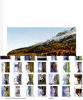 Wohn Raum Alpen; Abitare le alpi; Living in the Alps