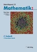 Unterrichtspraxis S II, Mathematik: C Stochastik: Beurteilende Statistik, m. CD-ROM; Bd.4